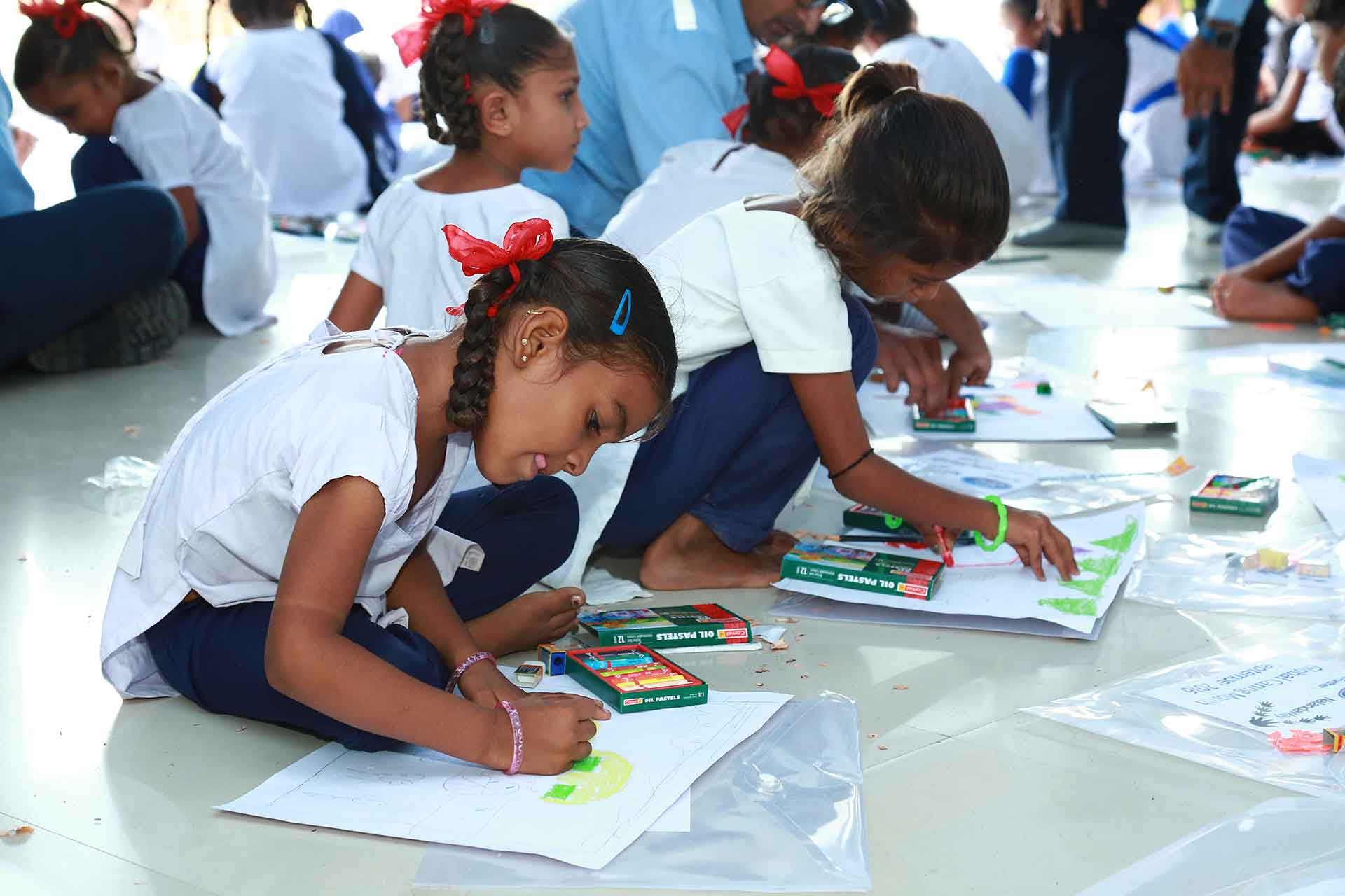 Ford Imparts Holistic Education With Happy Schools Initiative In India