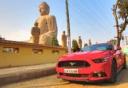Mustang's India Debut