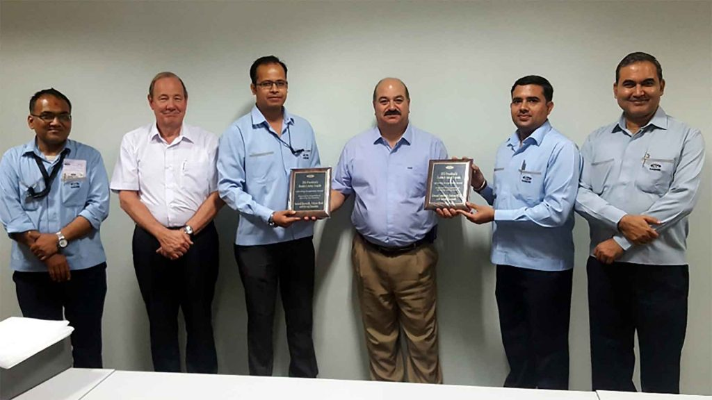 Sanand Employees Win President's Health And Safety Awards