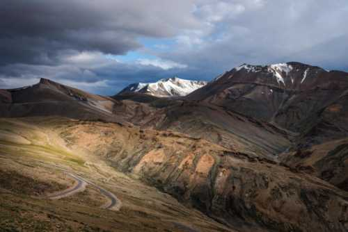 You have to be a Driving Pro to take on these Roads