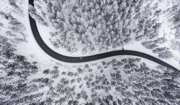 Experience The Best Of Winter With These Amazing Road Trips