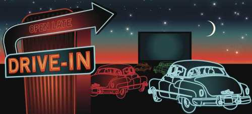 Do You Know About These Drive-in Theatres in Your City?